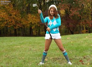 Gigi Rivera Rams Golf Club Deep Before S - XXX Dessert - Picture 3