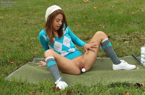 Gigi Rivera Rams Golf Club Deep Before S - XXX Dessert - Picture 9