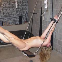 Cum whores in the home dungeon - Unique Bondage - Pic 3