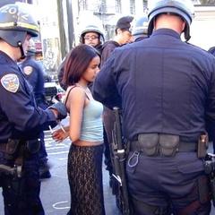 Exhbitionist Slut GFs get Bound - Unique Bondage - Pic 1