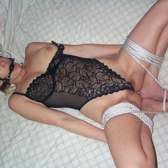 Big tightly bound titties - Unique Bondage - Pic 12