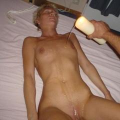 Tied up sluts getting spanked - Unique Bondage - Pic 5
