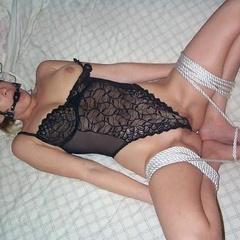 Tied up sluts getting spanked - Unique Bondage - Pic 11