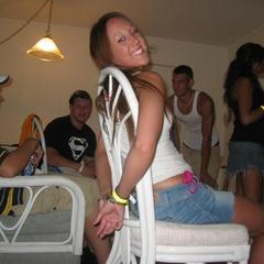 Frat party babes all tied up - Unique Bondage - Pic 7