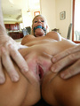 Hot mom with blonde pussy gets wrecked - Picture 4