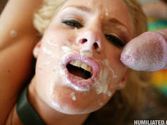 Hot mom with blonde pussy gets wrecked by a - Unique Bondage - Pic 16