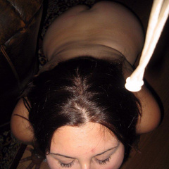 Hot amateur submissives like a good - Unique Bondage - Pic 11