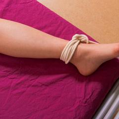 Donna bed-bound - Unique Bondage - Pic 2