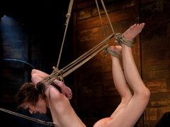 Super tiny, cute, flexible and severely - Unique Bondage - Pic 12