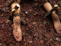 The Dig: The conclusion, A BDSM Abduction - Unique Bondage - Pic 10