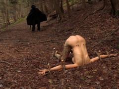 The Dig: The conclusion, A BDSM Abduction - Unique Bondage - Pic 11