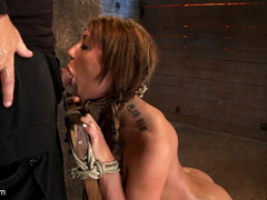 Amy Brooke has her amazing gaping ass fucked - Unique Bondage - Pic 7
