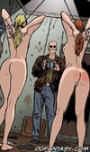 Adult bondage comics. Some people like to take pictures of naked girls