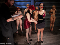 Lesbian slave training for the first time - Unique Bondage - Pic 2