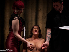Lesbian slave training for the first time - Unique Bondage - Pic 6