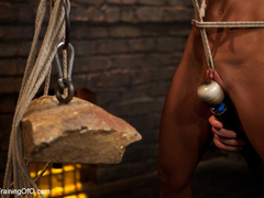 Lesbian slave training for the first time - Unique Bondage - Pic 9