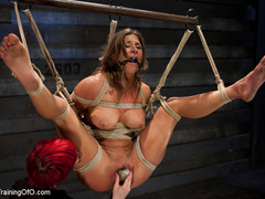 Lesbian slave training for the first time - Unique Bondage - Pic 15