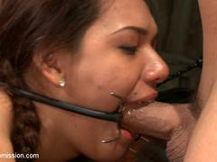 Latina bound and ass fucked by cruel coach. - Unique Bondage - Pic 12