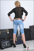 Tight jeans mature babe hotwife
