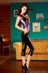 Antonia purple black