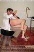 naughty girl gets medical