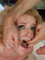 Humiliated gagballed hottie learns quickly - Unique Bondage - Pic 7