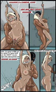 Bondage cartoons. We're gonna see if - BDSM Art Collection - Pic 1