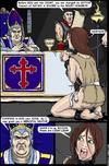 Bondage toons. All naughty women, the Inquisition to punish cruel torture.