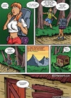 Submission comics. Are you ever gonna finish shagging that slave?