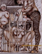 Submission art. Come on, slave, stick  that tongue right in there, further