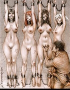 Slave girl comics. Hello my beauties...missed me? Let's get that door