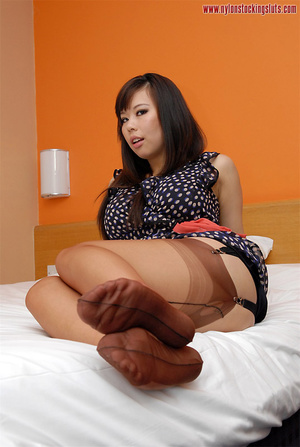 Little busty asian cutie in exclusive st - XXX Dessert - Picture 5