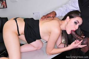 Sasha Grey the hot office girl fucking h - XXX Dessert - Picture 4