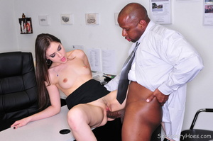 Sasha Grey the hot office girl fucking h - XXX Dessert - Picture 6