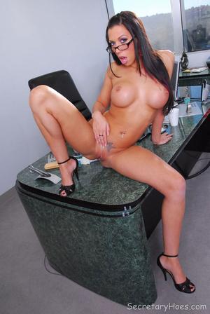 Big boobs Pornstar Rachel Starr hot Secr - XXX Dessert - Picture 11