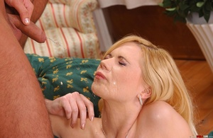 On a hot blonde pee - XXX Dessert - Picture 15