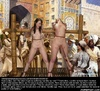 Slave art. You asked for it, stupid slave, when you hesitated with my