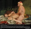 Bondage art. Her only uses would be to service the sultan's rampant and