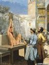 Sex slave comics. Poor slaves was bought on Orienatl slave market!