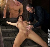 Bondage comics. Many girl were humiliated in Inquisition dark basements!