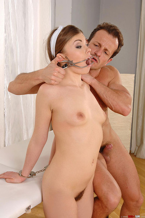 Deviant doctor exploits sweet hot girl J - XXX Dessert - Picture 16
