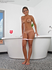Superb latina girl erotic massage - Sexy Women in Lingerie - Picture 5