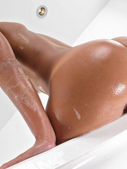 Superb latina girl erotic massage - Sexy Women in Lingerie - Picture 15