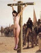 Slave comics. Orinental slave traders prefer western slaves!