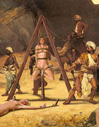 Free bdsm comics. Desert Bedouins captured three white girls!