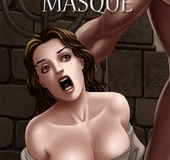 Sex slave comics. Death and pain in the harem.