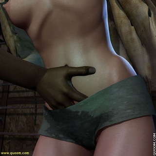 Slave cartoons. Bound woman humiliated, beaten and she gets an orgasm!