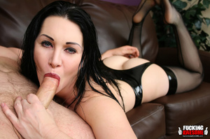 Ray Veness gasps for breath as she deept - XXX Dessert - Picture 6