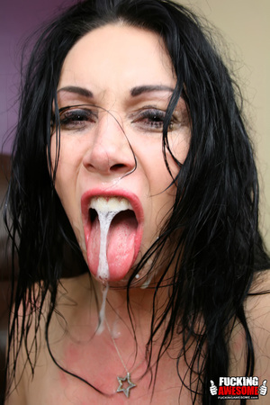 Ray Veness gasps for breath as she deept - XXX Dessert - Picture 15