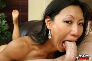 Tia Ling lets her head get pushed on the - XXX Dessert - Picture 6